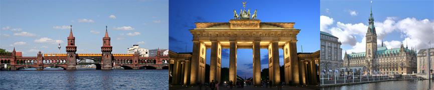 Vuelos Berlín