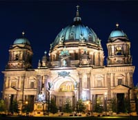 Vuelos a Berlin: Catedral de Berlin