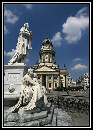 Vuelos a Berlín: admira la bella arquitectura que te ofrece esta ciudad.