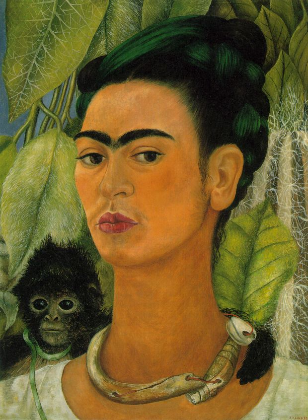 Vuelos Berlin_Kahlo
